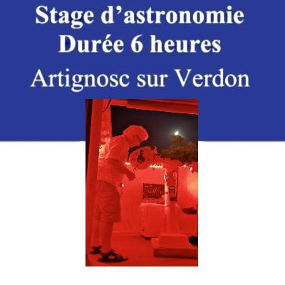 Mini stage d